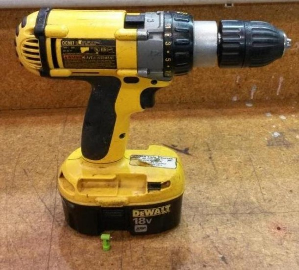 World's Smallest 3D Printed Power Drill 4
