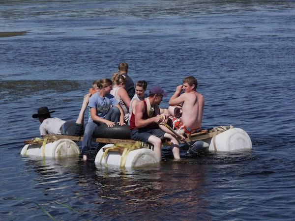 redneck boat 10