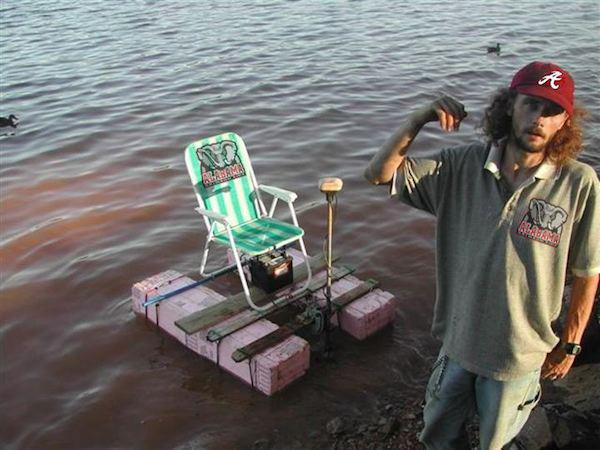 redneck boat 12