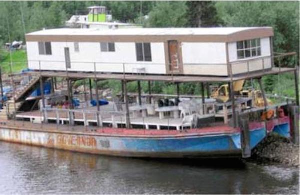 redneck boat 13