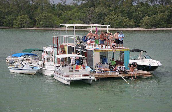 redneck boat 15