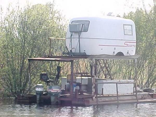 redneck boat 5