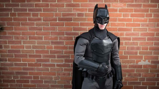 Batsuit Created by University Student 2