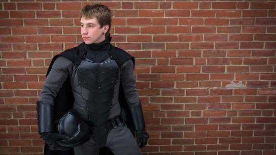 Batsuit Created by University Student 3