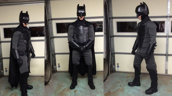 Batsuit Created by University Student