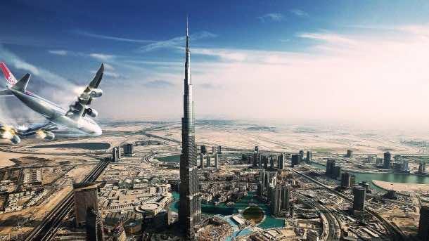 Dubai wallpaper 8