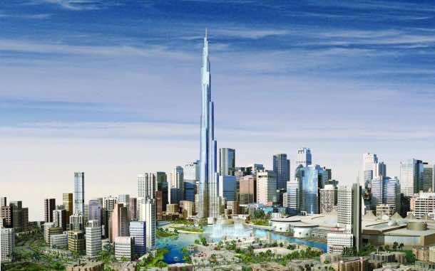 Dubai wallpaper 9