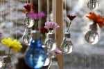 Fancy Uses of Old Lightbulbs