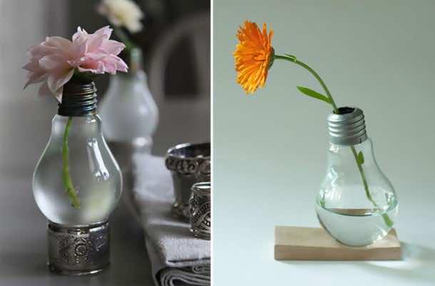 Fancy Uses of Old Lightbulbs 5
