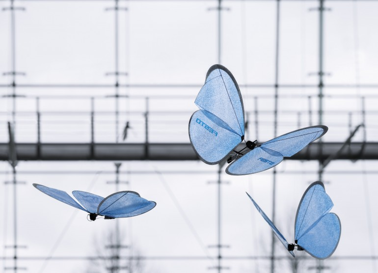 Festo Creates Robotic Insects 10