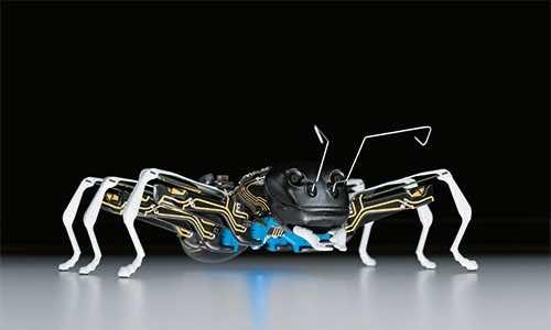 Festo Creates Robotic Insects 2