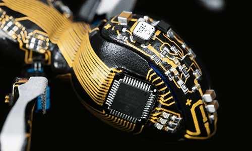 Festo Creates Robotic Insects 4