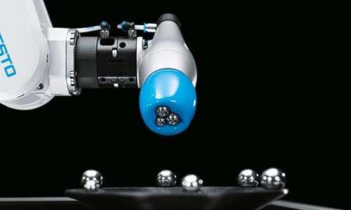 Festo Creates Robotic Insects 5