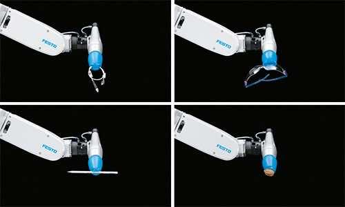 Festo Creates Robotic Insects 6