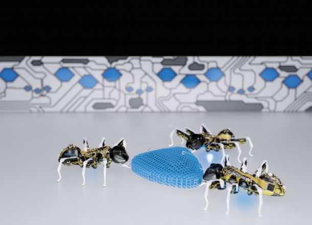 Festo Creates Robotic Insects