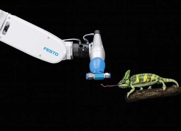 Festo Creates Robotic Insects 7