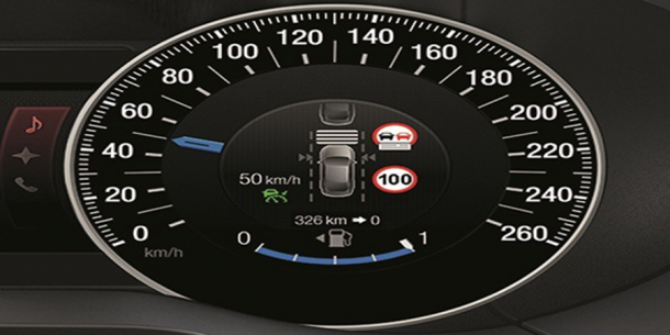 Ford Launches Intelligent Speed Limiter Which Reads Speed Signs And Slows Down The Car 2