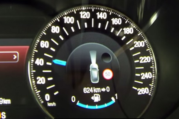 Ford Launches Intelligent Speed Limiter Which Reads Speed Signs And Slows Down The Car