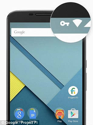 Google has Launched Project Fi