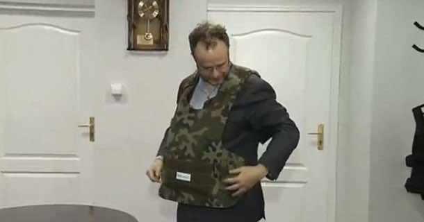 Liquid Body Armor Hardens Upon Impact 5