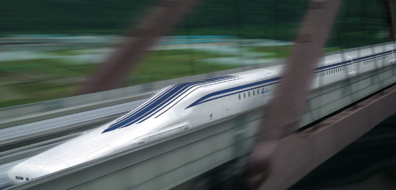 Maglev Train Sets and Breaks its Own Record in Japan Within a Week 2