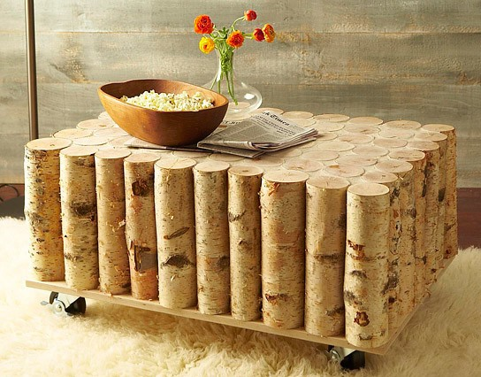 Make Your Own Furniture If You've Got Birch 9