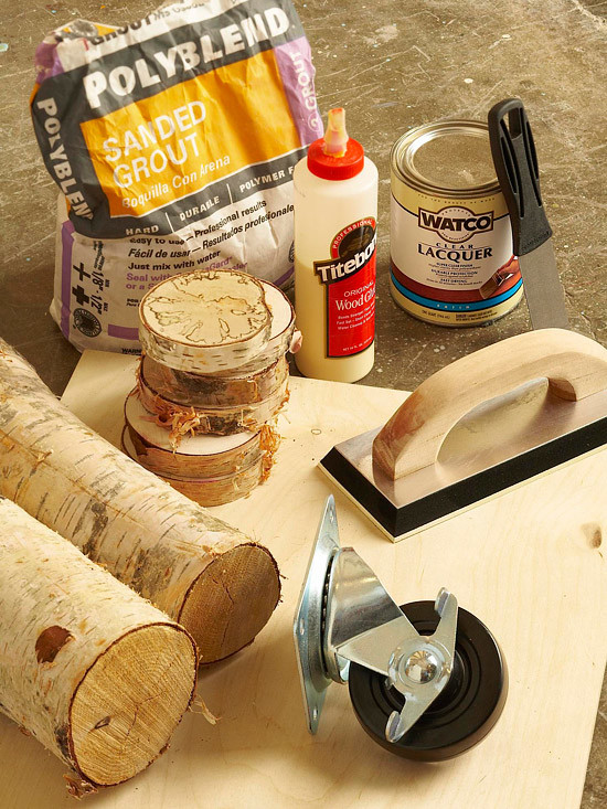 Make Your Own Furniture If You've Got Birch