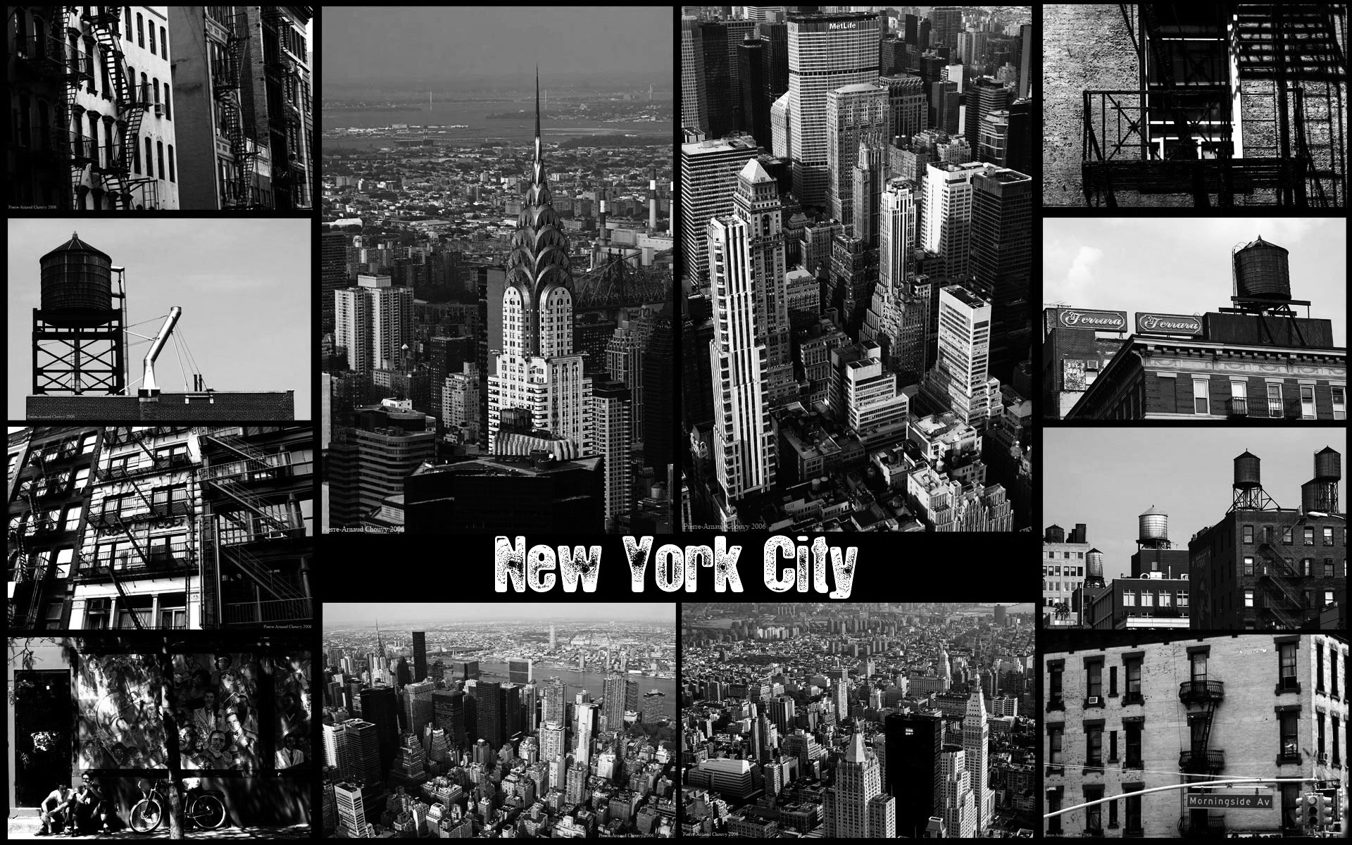 HD New York Wallpapers Are A Depiction Of Western Culture And Symbolism