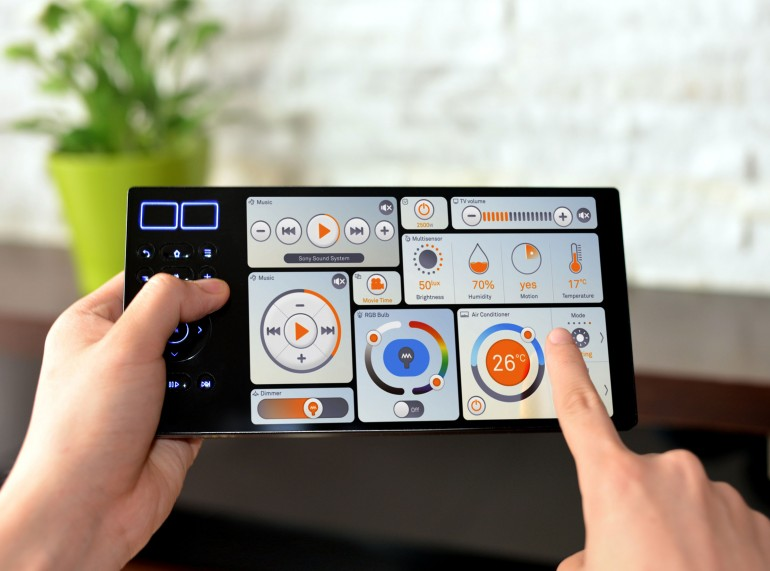 Oomi Smart Home Ditches Smartphone 5