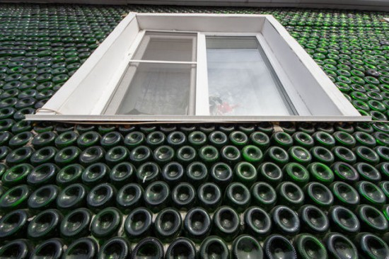 Palace Oz is a House Built from Champagne Bottles 2