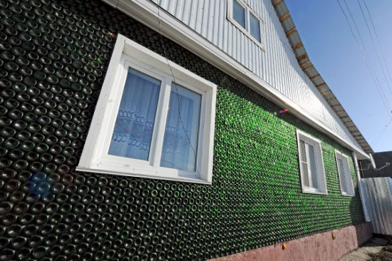 Palace Oz is a House Built from Champagne Bottles 6