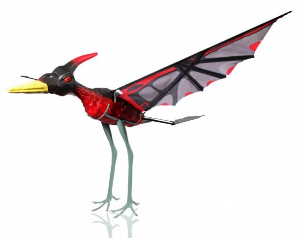 RC Flying Pterodactyl – The Horror and Fun 2