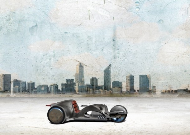 The Rivet – Trike Designed By William Shatner 2