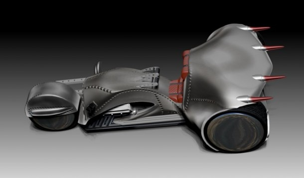 The Rivet – Trike Designed By William Shatner 3