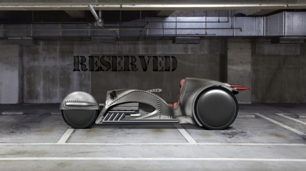 The Rivet – Trike Designed By William Shatner 44
