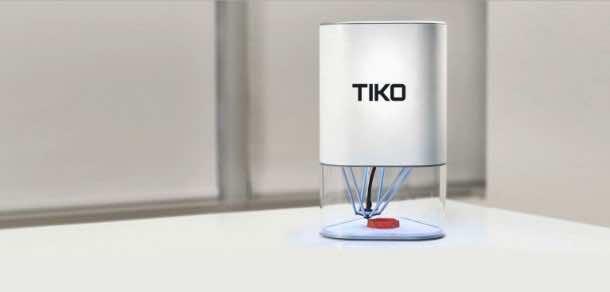 Tiko 3D Printer is a Unibody Printer