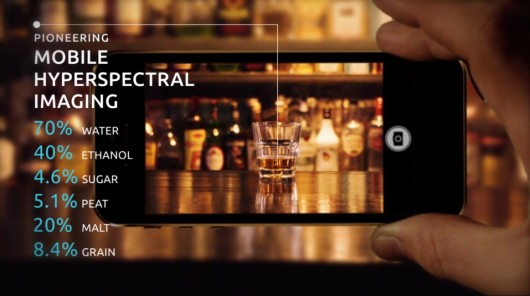 Unispectral – Take a Picture and Find Out What Anything is Made up of
