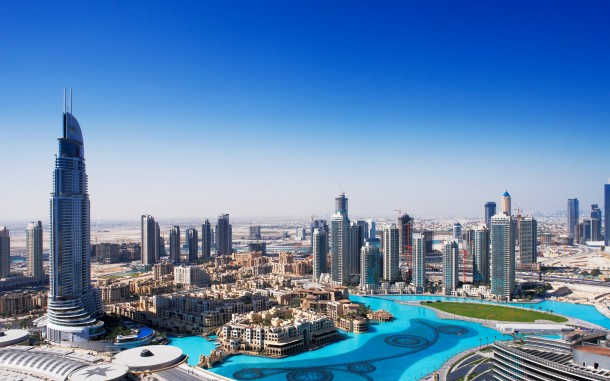 DOWNTOWN DUBAI is one of the most popular parts of Dubai