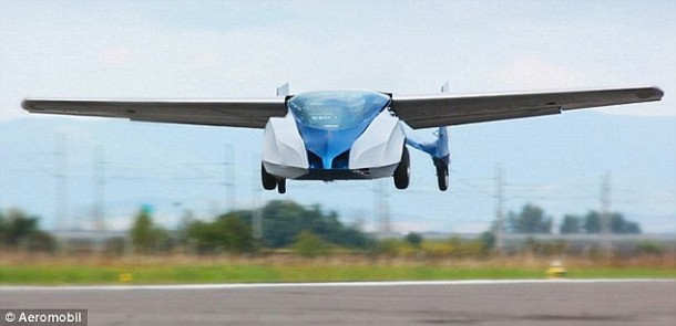 Aeromobil flying car2