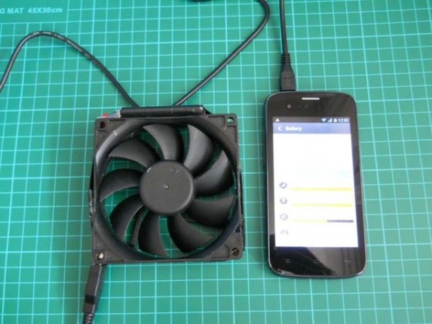 Amazing DIY Charger For Your Smartphone 8