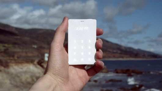 Anti-smart phone