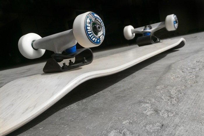 Avenue Trucks Is Adding Suspension To Existing Skateboards
