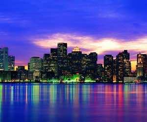 Boston wallpaper 1