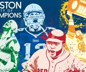 Boston wallpaper 19
