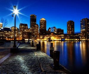 Boston wallpaper 5