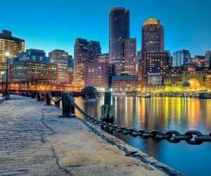 Boston wallpaper 6
