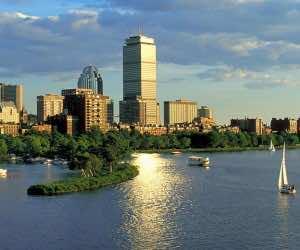 Boston wallpaper 7