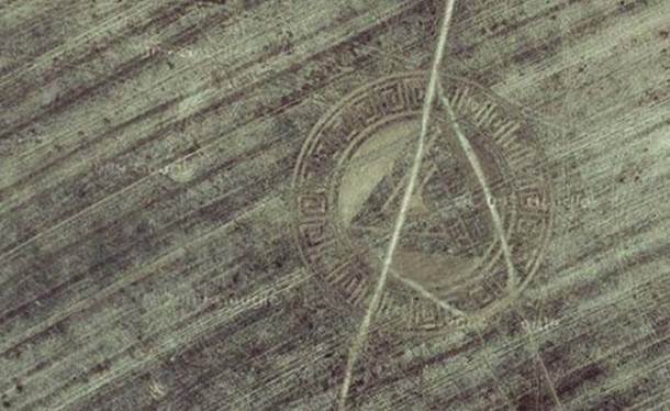 Crop Circles Spotted on Google Maps 10