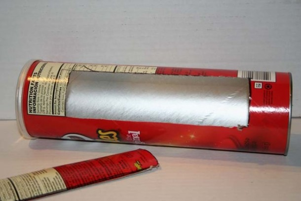 DIY Solar Hot Dog Cooker 3