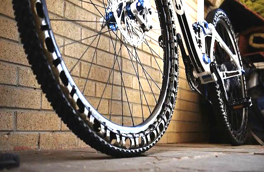Bicycle Wheels Have Been Reinvented With This Airless Design